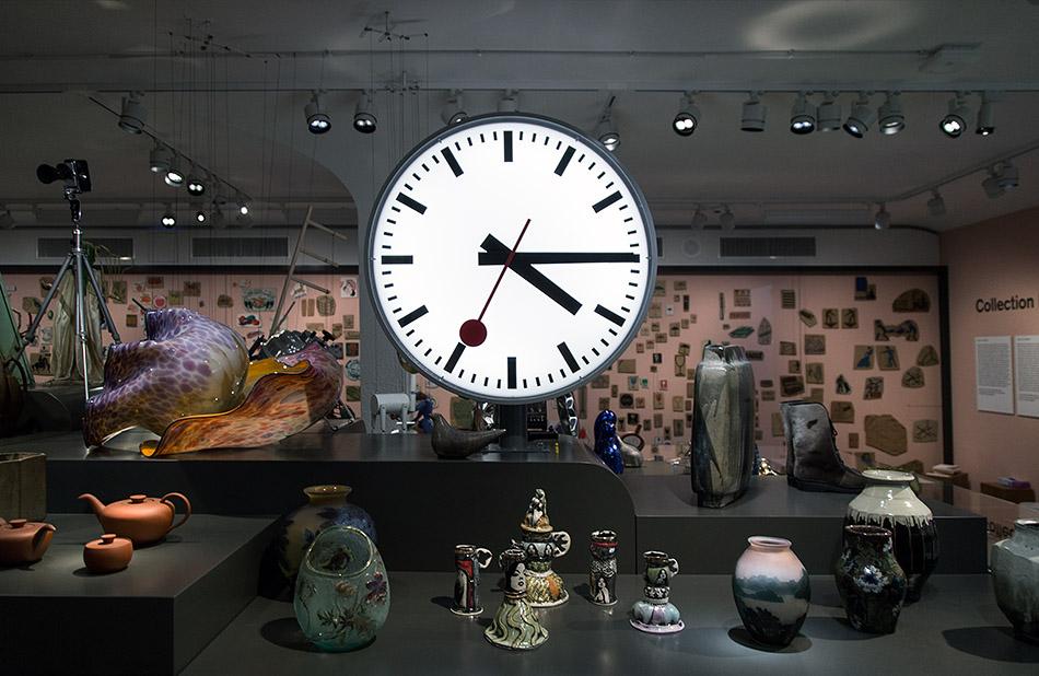 Fabian Fröhlich, Zürich, Museum für Gestaltung von   Adolf Steger und Karl Egender, Sammlung