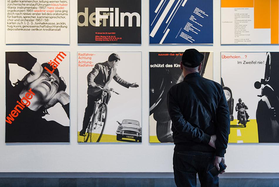 Fabian Fröhlich, Zürich, Museum für Gestaltung, Plakatsammlung