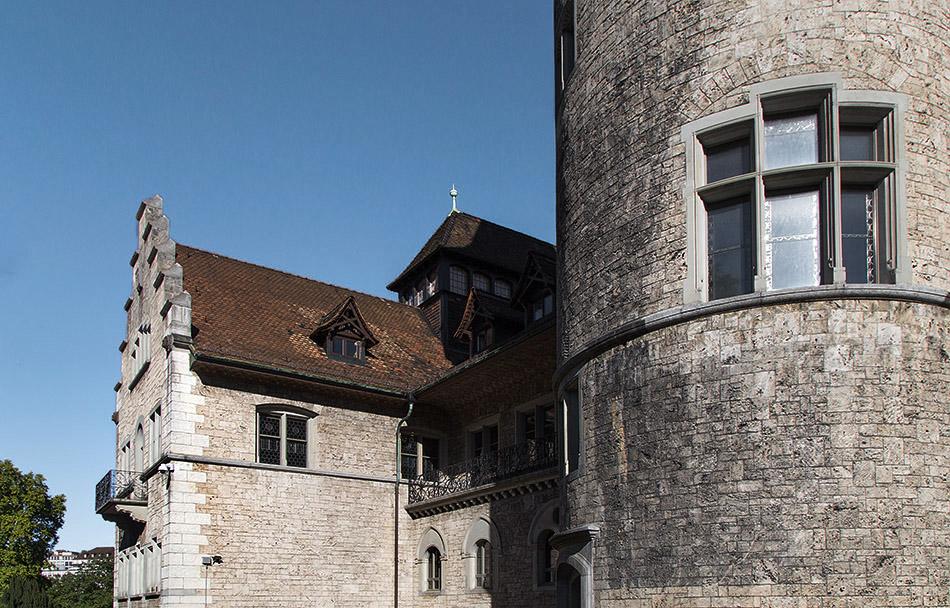 Fabian Fröhlich, Zürich, Landesmuseum