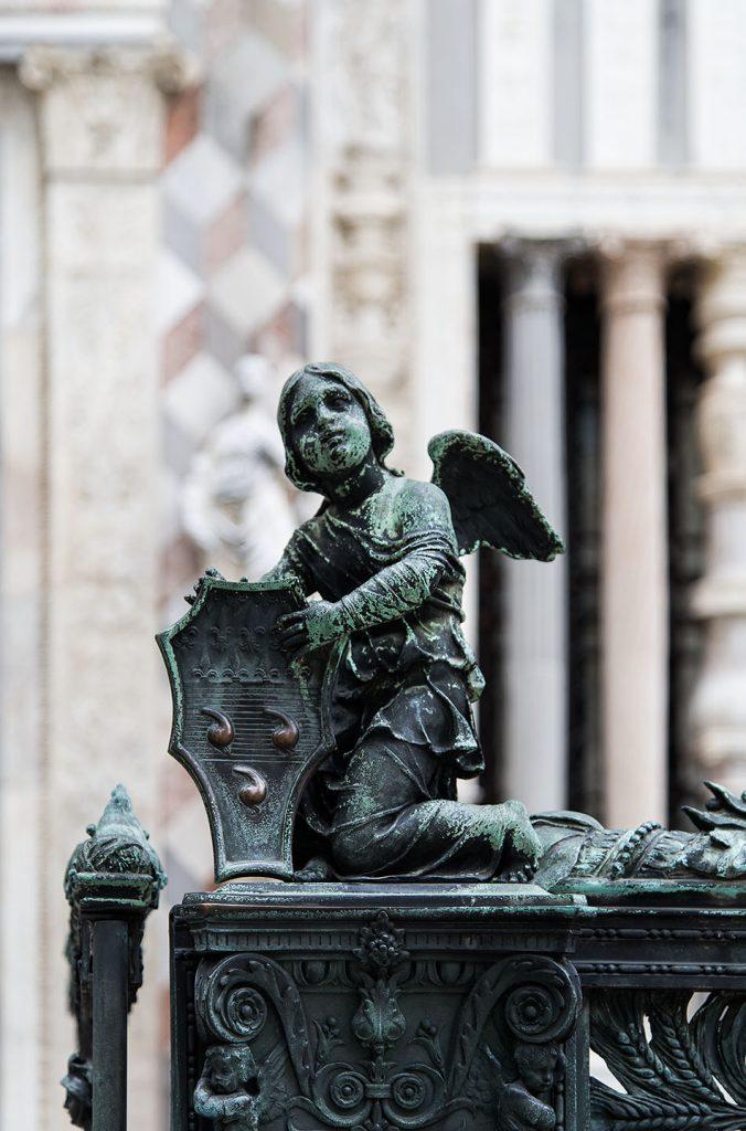 Fabian Fröhlich, Bergamo, Città Alta, Cappella Colleoni