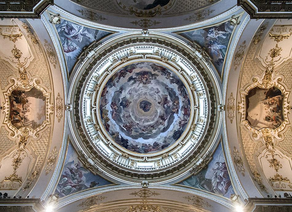 Fabian Fröhlich, Bergamo, Città Alta, Duomo