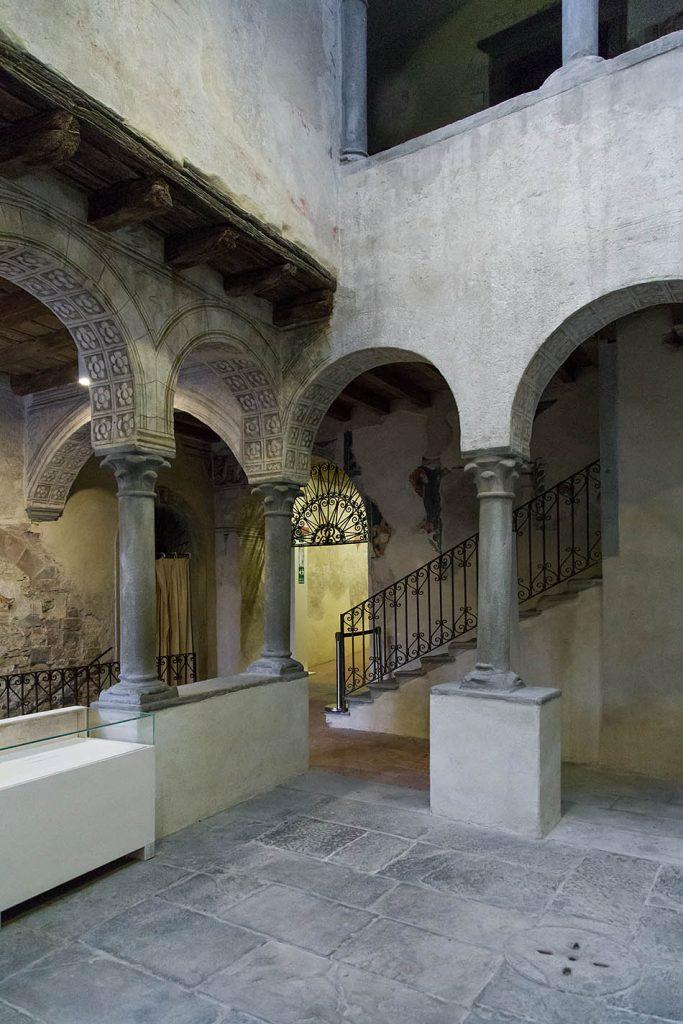 Fabian Fröhlich, Bergamo, Città Alta,Campanone (Museo delle storie di Bergamo)