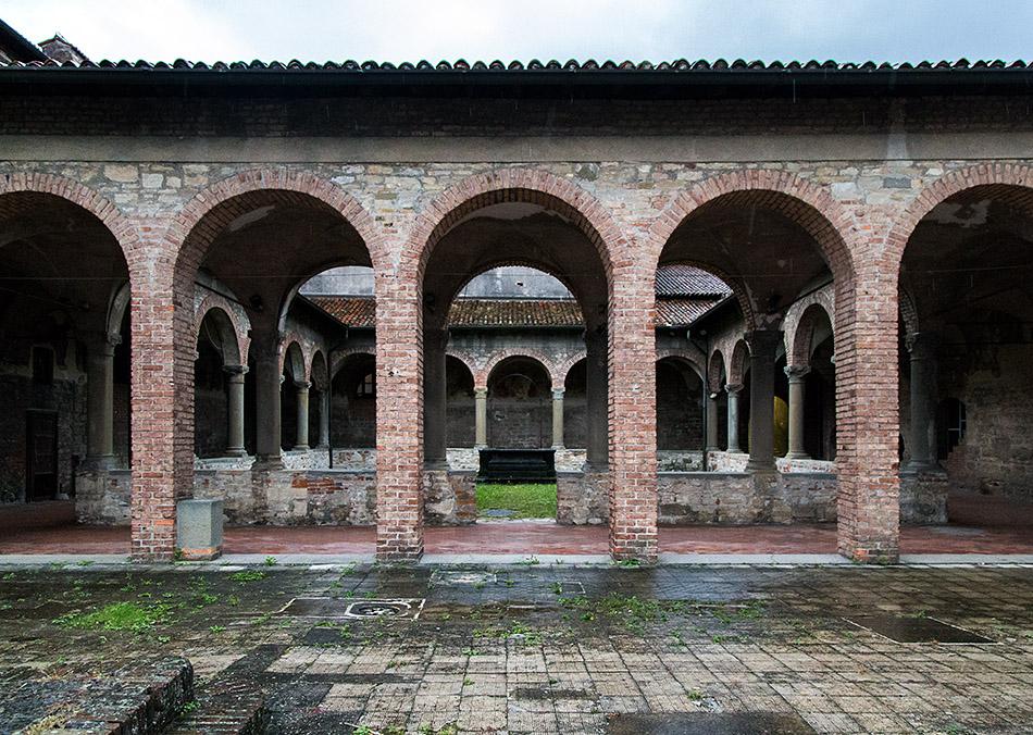 Fabian Fröhlich, Bergamo, Città Alta, Convento Di San Francesco