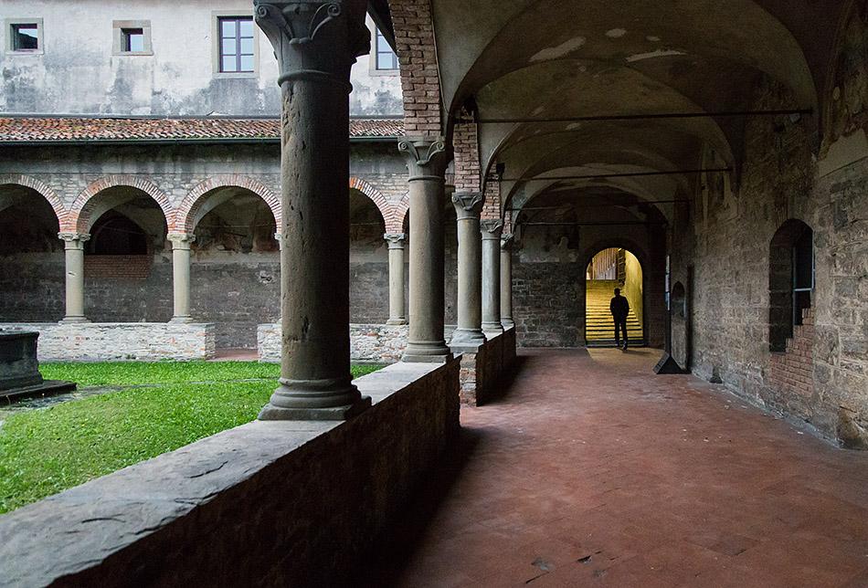 Fabian Fröhlich, Bergamo, Città Alta,Convento Di San Francesco