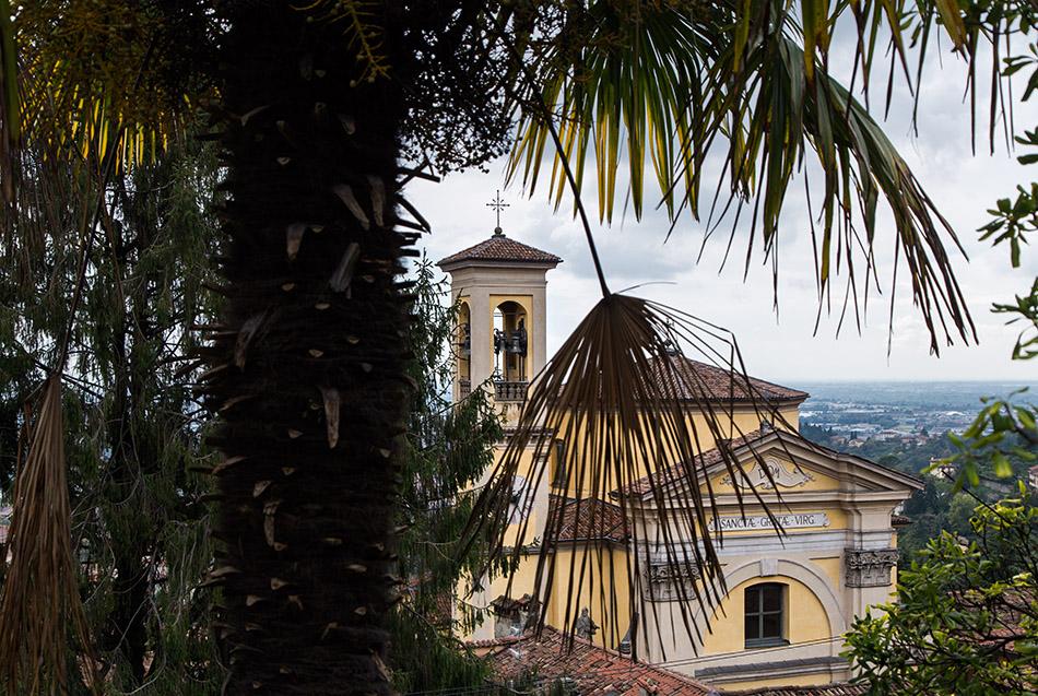 Fabian Fröhlich, Bergamo, Città Alta, Chiesa di Santa Grata Inter Vites