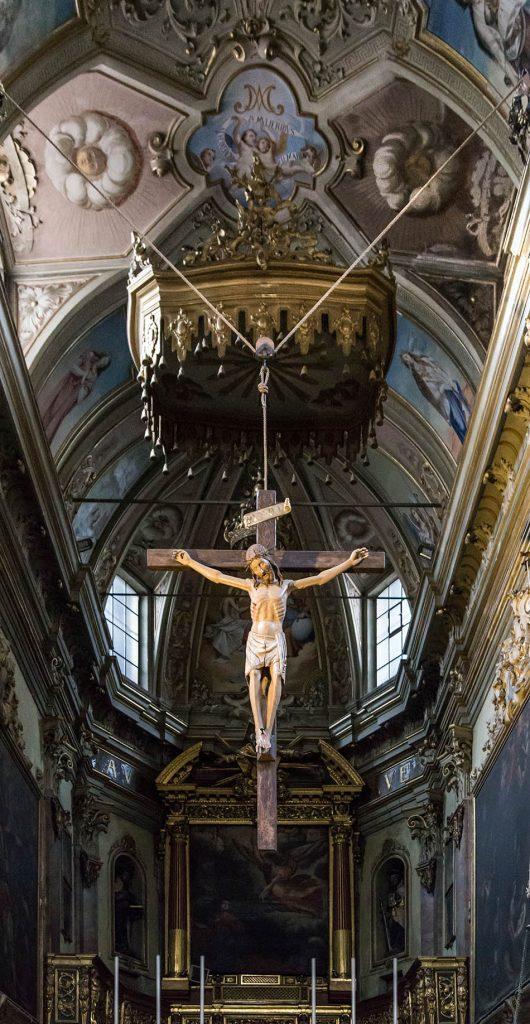 Fabian Fröhlich, Bergamo, Città Alta, Chiesa di Sant'Agata nel Carmin