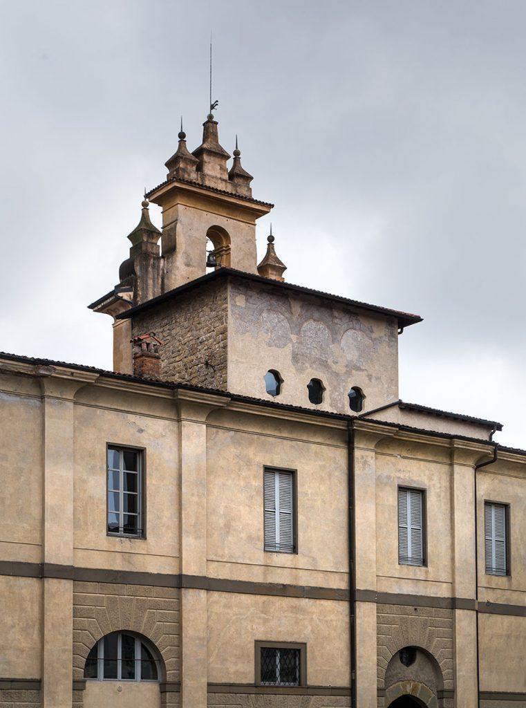 Fabian Fröhlich, Bergamo, Città Alta, Torre della Campanella