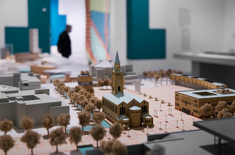 Fabian Fröhlich, Berlinische Galerie, Ausstellung Anything Goes? Berliner Architekturen der 1980er Jahre