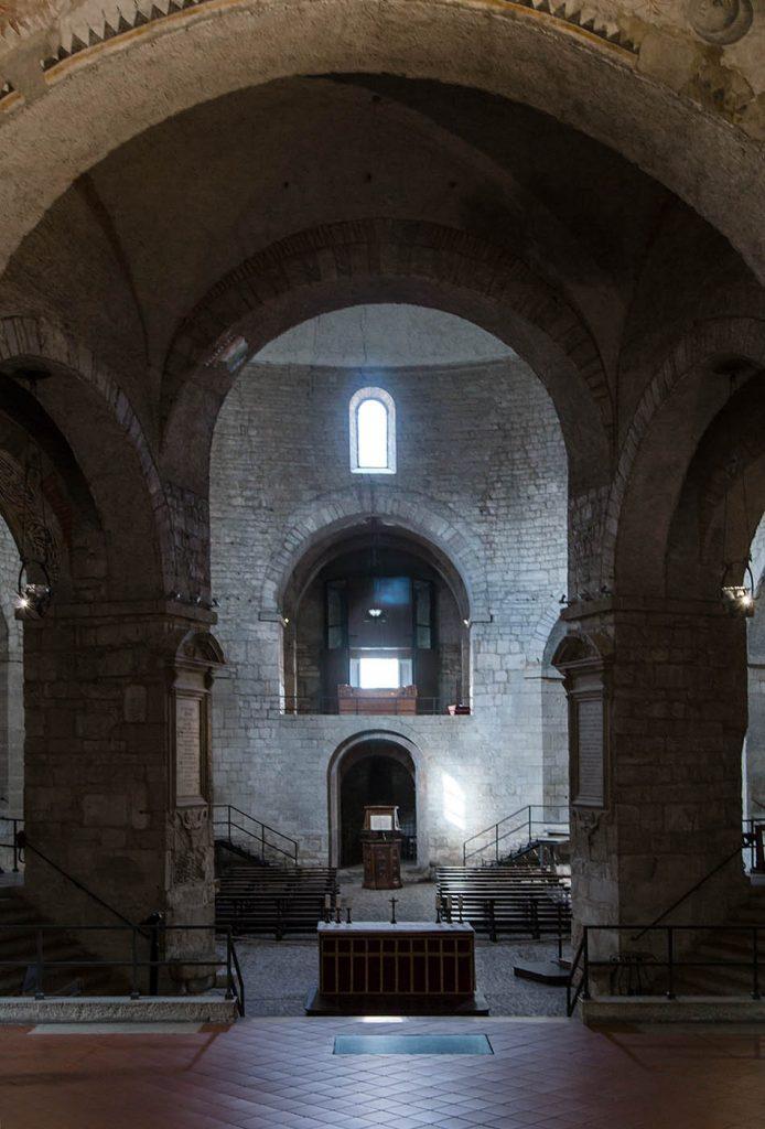 Fabian Fröhlich, Brescia, Duomo vecchio