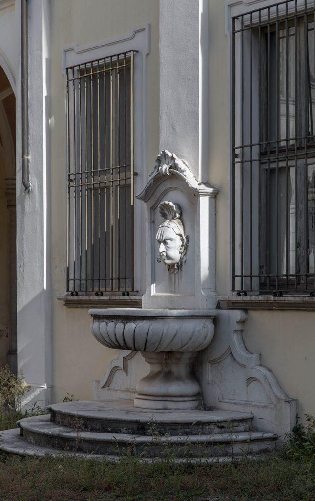 Fabian Fröhlich, Brescia, Palazzo Martinengo di Villagana
