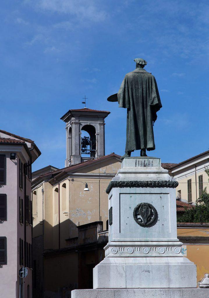 Fabian Fröhlich, Brescia, Piazza Moretto