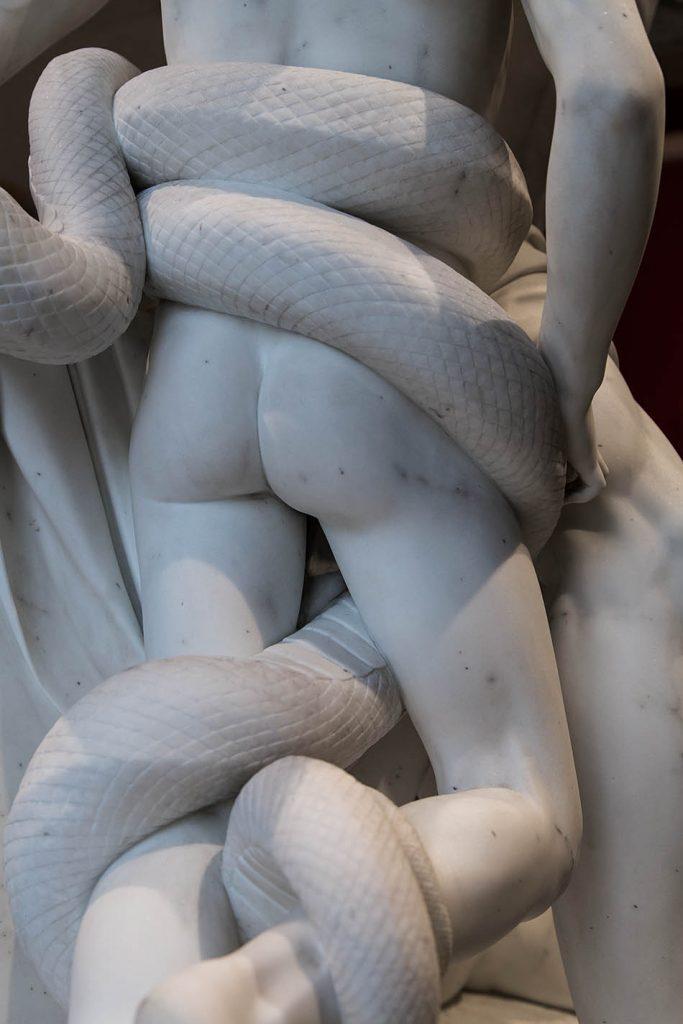 Fabian Fröhlich, Brescia, Pinacoteca Tosio Martinengo, Luigi Ferrari, Laokoon