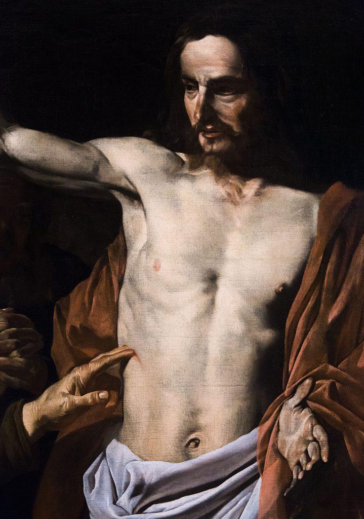 Fabian Fröhlich, Brescia, Pinacoteca Tosio Martinengo, Matthias Stim, Der ungläubige Thomas