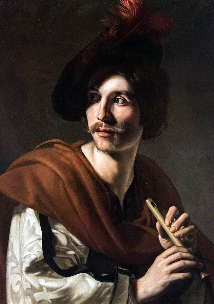 Fabian Fröhlich, Brescia, Pinacoteca Tosio Martinengo,