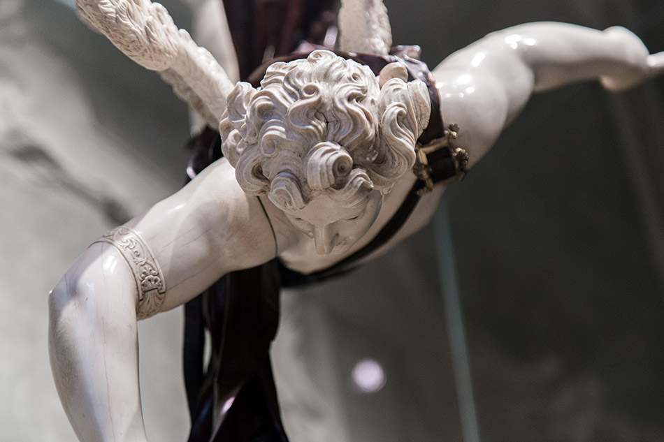 Fabian Fröhlich, Brescia, Pinacoteca Tosio Martinengo, Simon Troger, The Sacrifice of Isaac