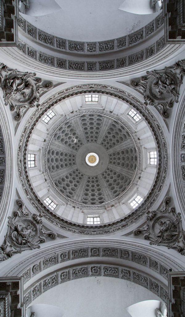 Fabian Fröhlich, Brescia, Cattedrale di Santa Maria Assunta, Dome