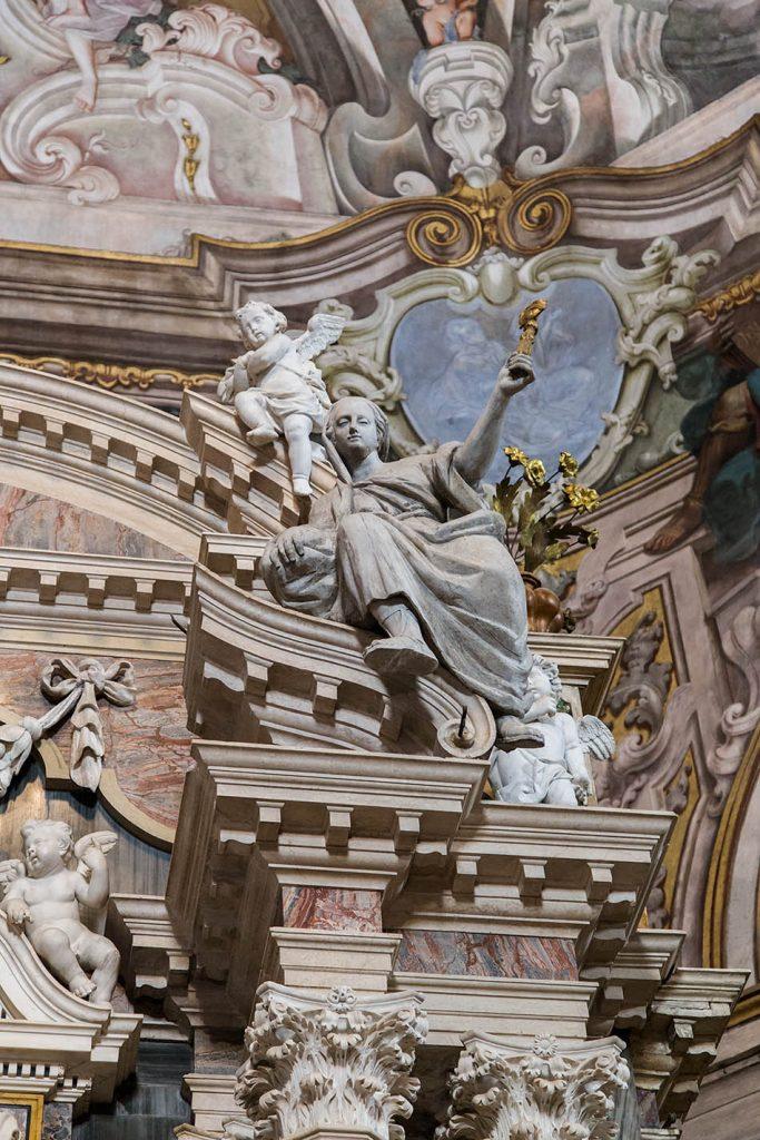 Fabian Fröhlich, Brescia, Santa Maria della Carità