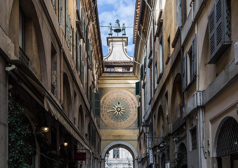 Fabian Fröhlich, Brescia, Torre dell'Oroligio