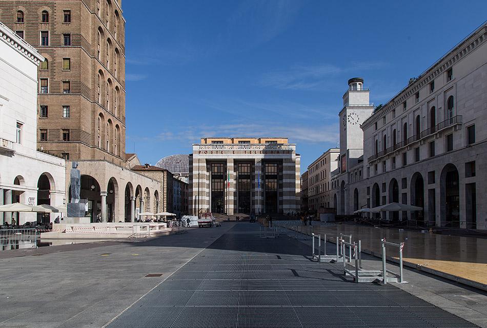 Fabian Fröhlich, Brescia, Piazza della Vittoria