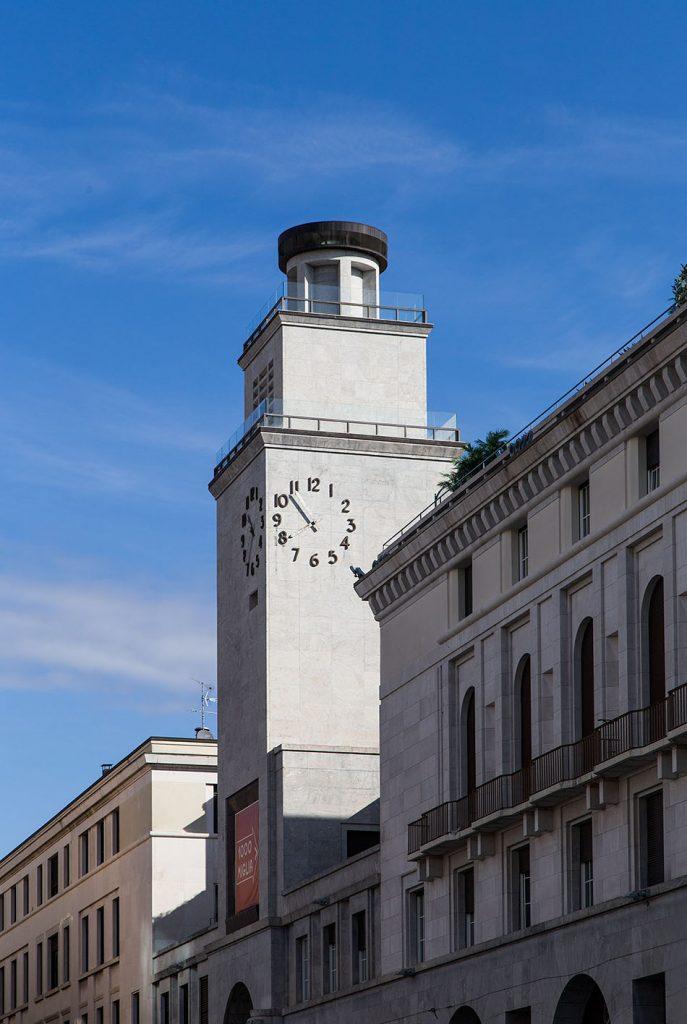 Fabian Fröhlich, Brescia, Torre della rivoluzione