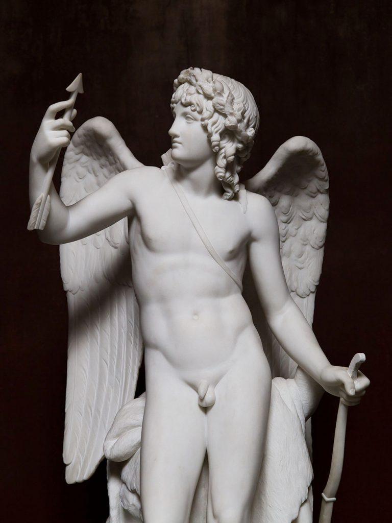 Fabian Fröhlich, Kopenhagen, Thorwaldsens Museum, Cupid Triumphant