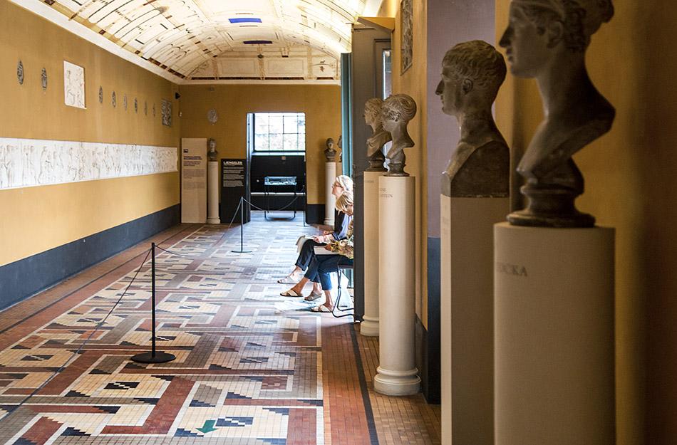 Fabian Fröhlich, Kopenhagen, Thorwaldsens Museum,